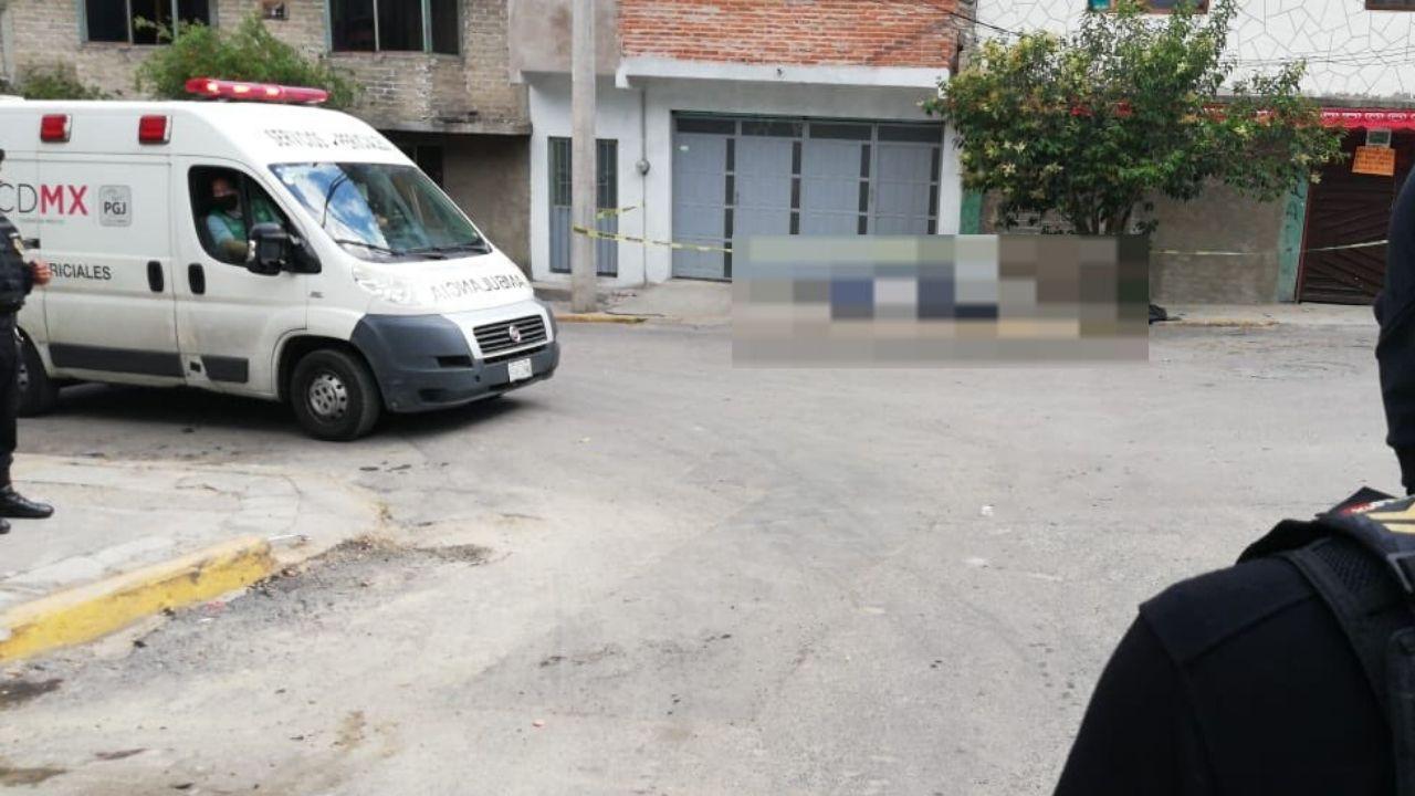 Balacera Cuautepec