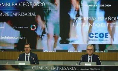 CEOE España