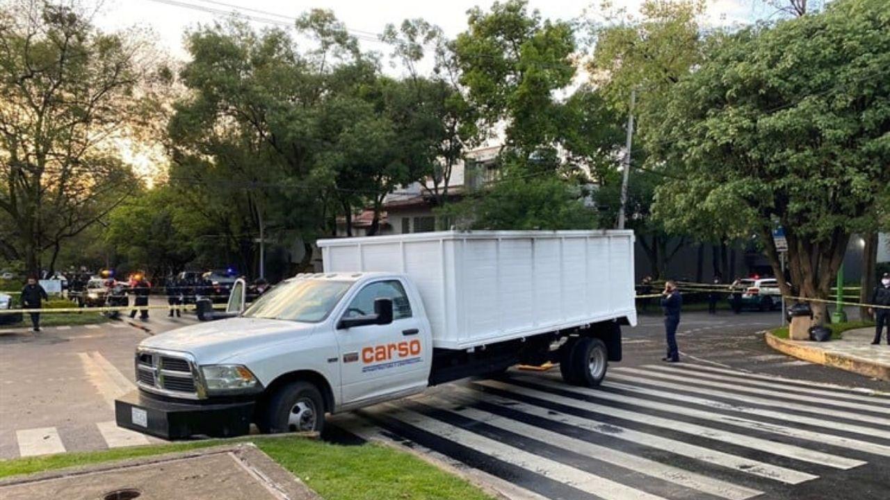 camioneta Carso
