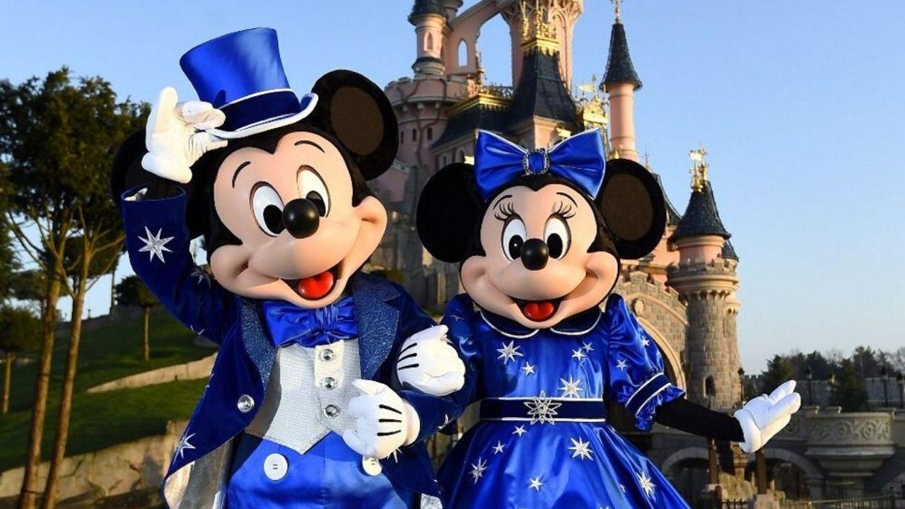 Disney parques