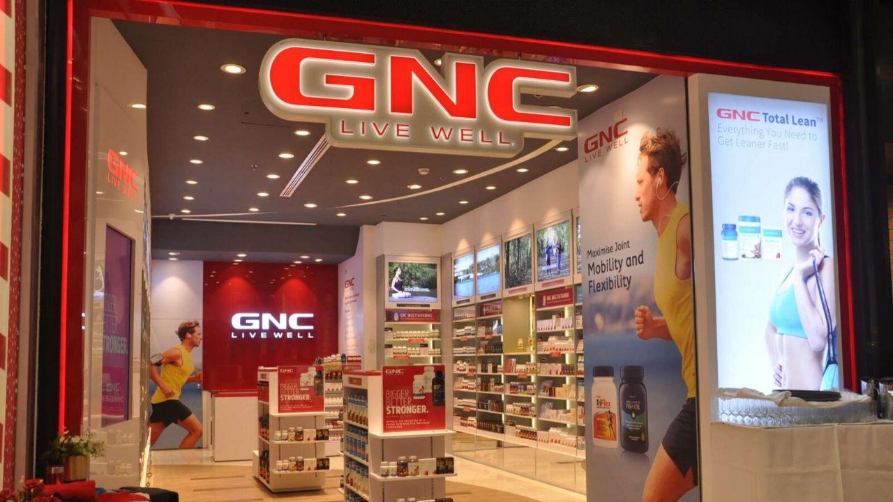 GNC bancarrota