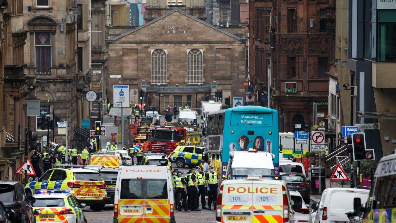 Glasgow Ataque