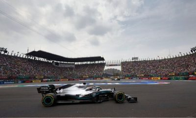 Gran Premio México fecha
