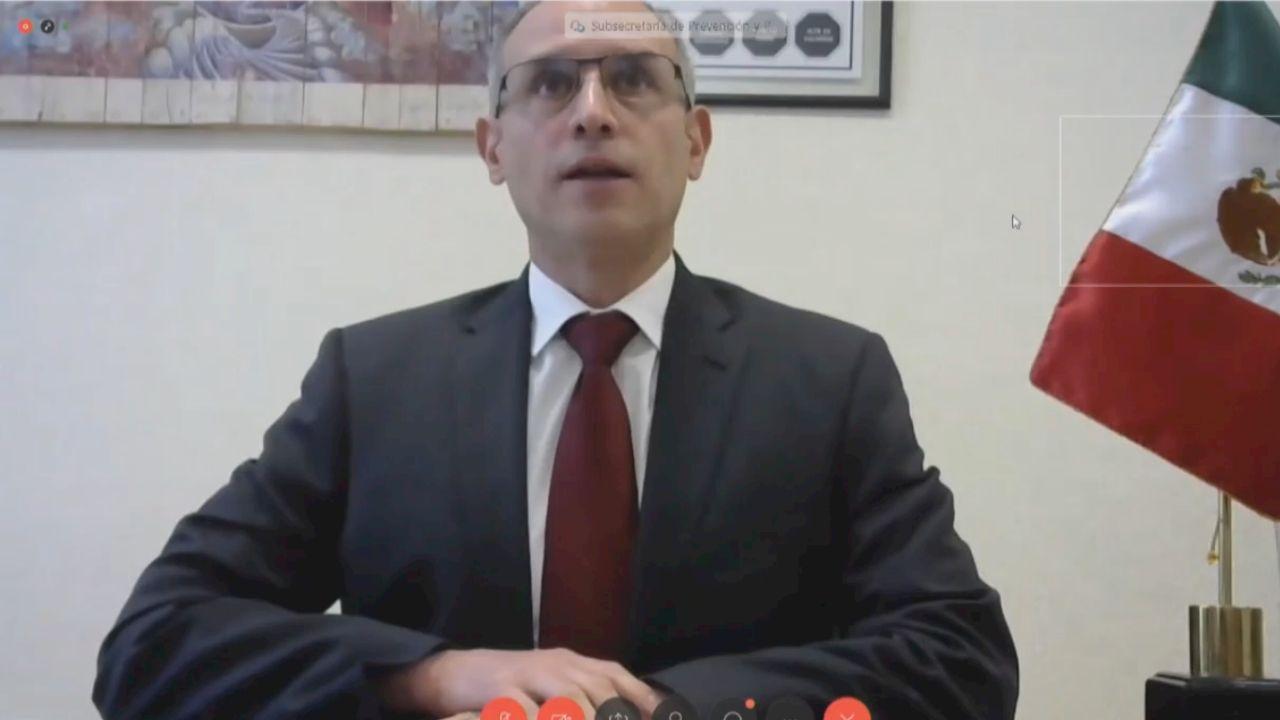 López Gatell Jucopo
