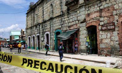 7 muertos Oaxaca