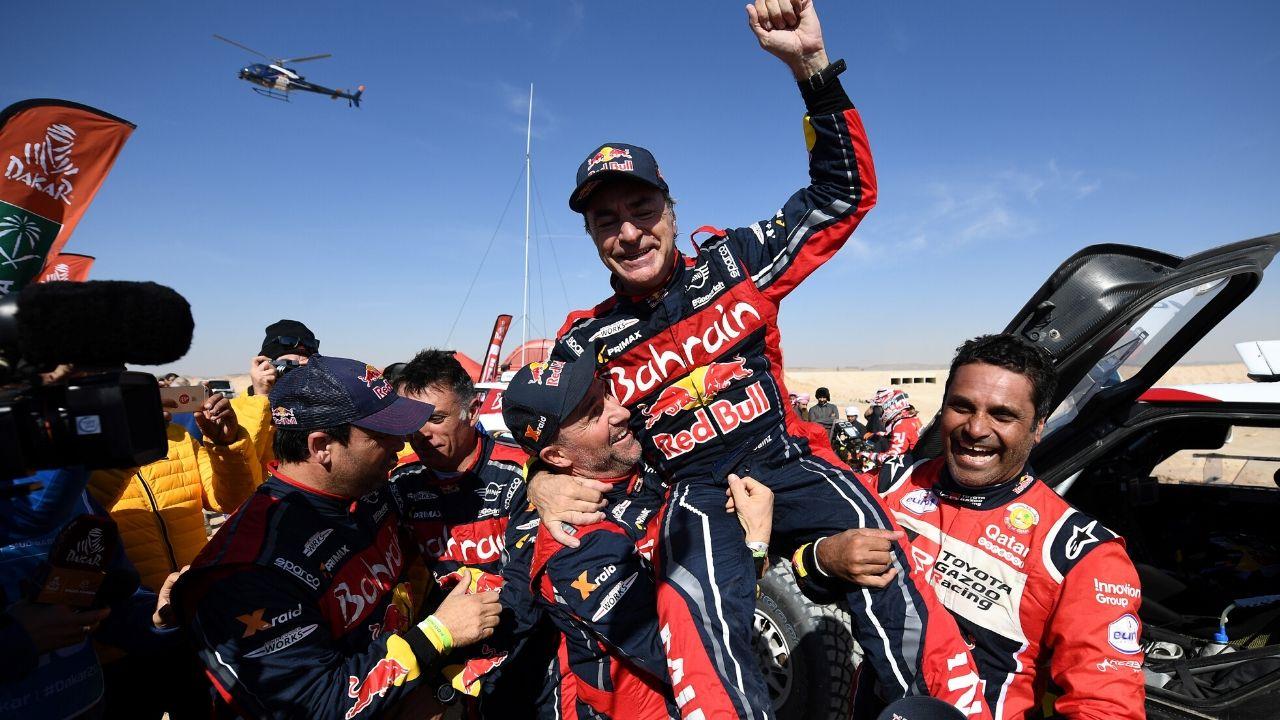 Dan a piloto Carlos Sainz premio Princesa de Asturias de Deportes ...