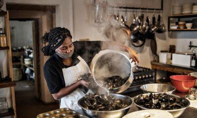 Restaurante Sudafrica
