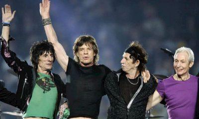 Rolling Stones Trump
