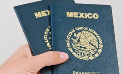 SRE Pasaportes