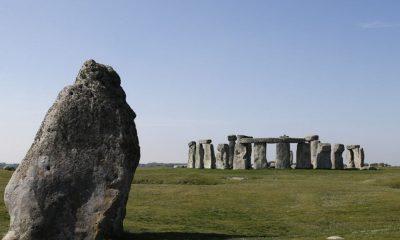estructura Stonehenge