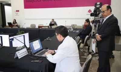 UNAM voto electrónico