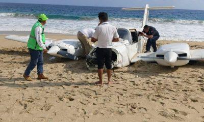 avioneta Puerto Escondido
