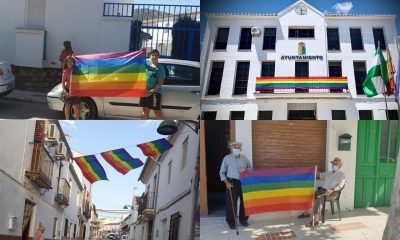 españa bandera del orgullo