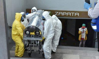 covid Metro Zapata