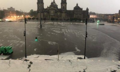 granizo Ciudad México