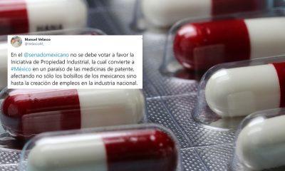 medicinas ley propiedad