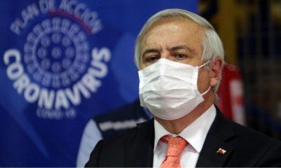 jaime Mañalich ministro salud chile