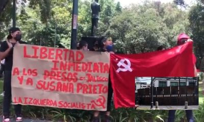 protesta polanco casa jalisco