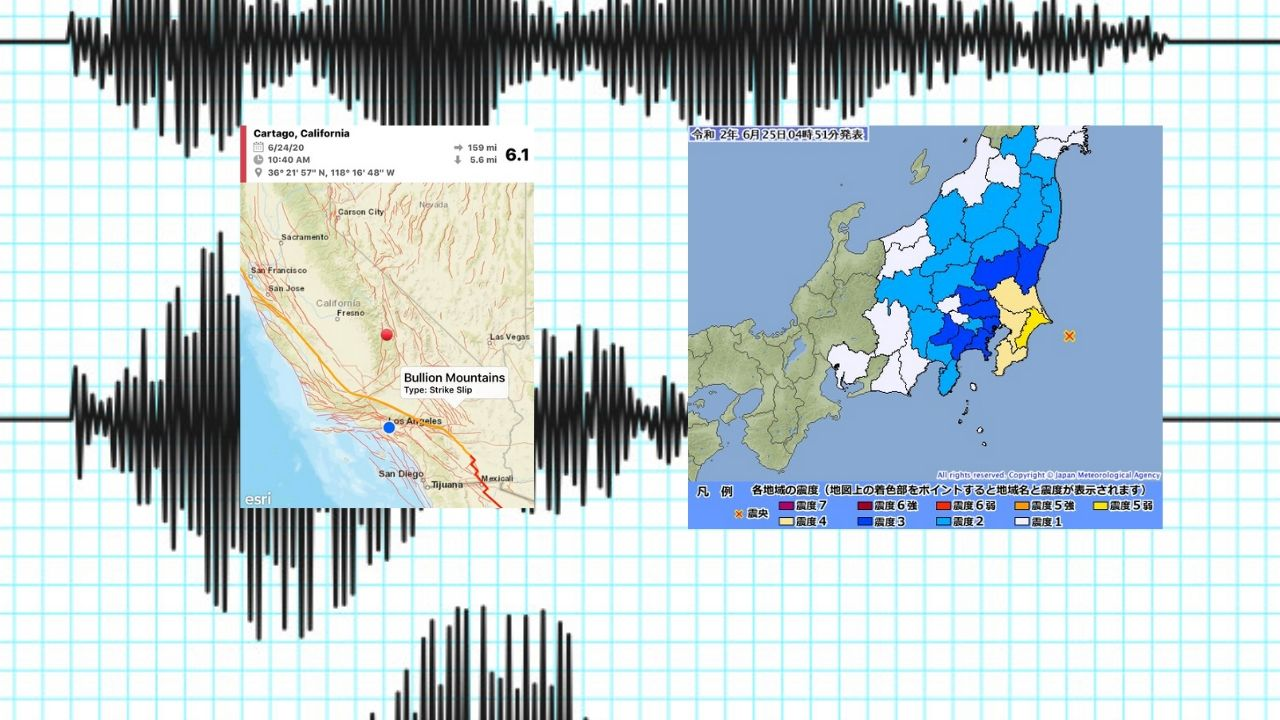 sismo california japó