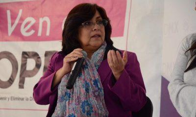 Balbina Hernández Conavim