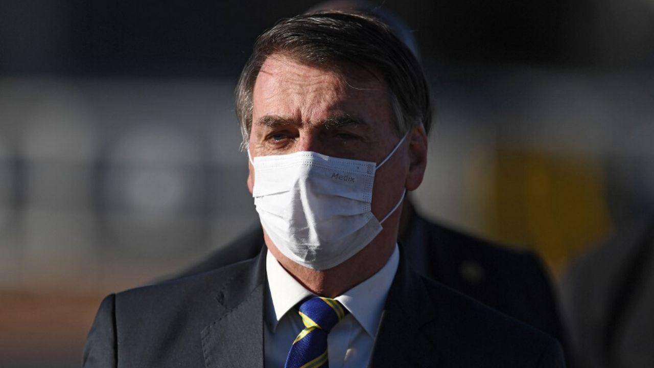 Bolsonaro sospechas coronavirus