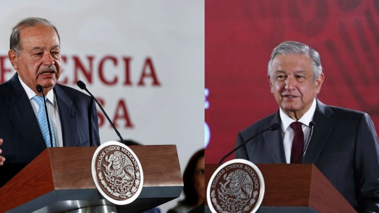 Carlos Slim Amlo