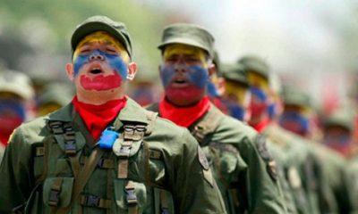 Covid-19 militares venezuela