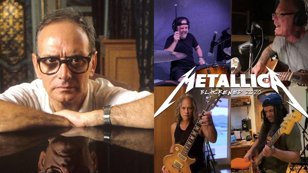 Foto: Twitter @Metallica