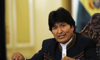 Fiscalía Evo Morales
