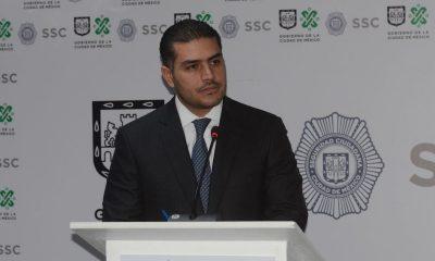 García Harfuch actividades