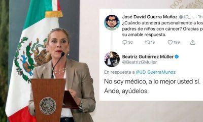 Gutiérrez Müller niños cáncer