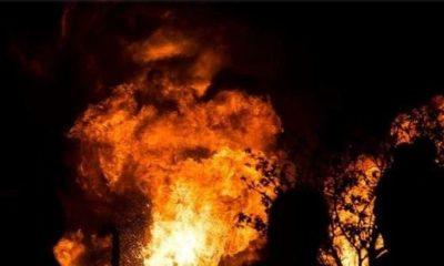 Incendio Hidalgo