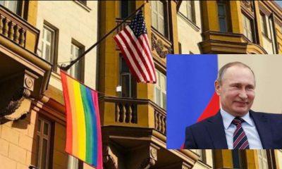 Putin bandera