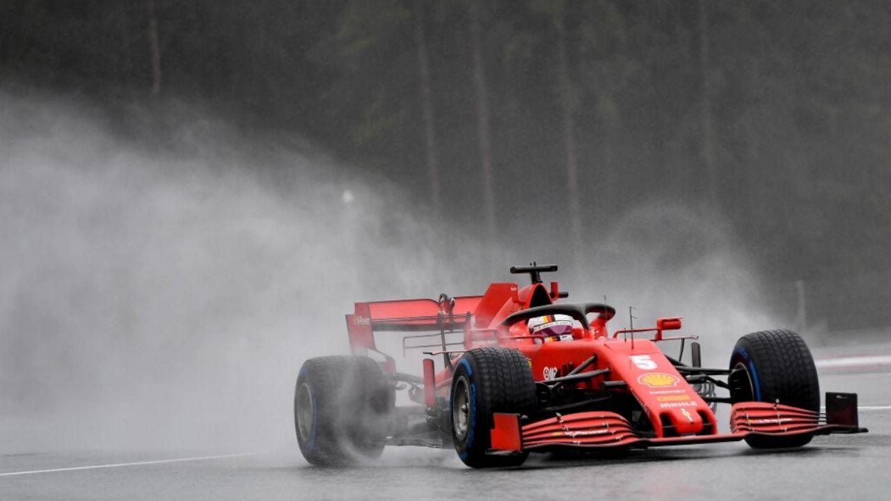 Vettel Leclerc