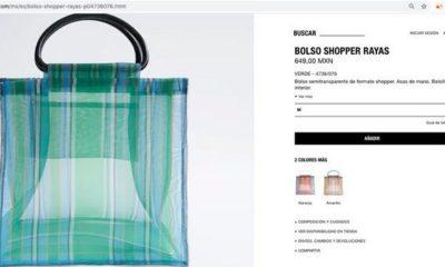 Zara bolso shopper