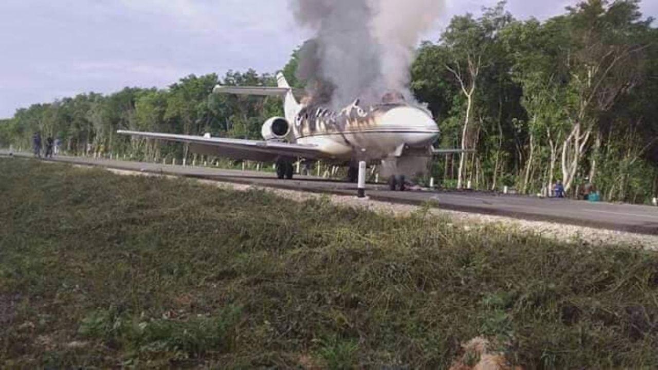 avioneta Quinta Roo