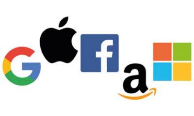 gigantes tecnológicos impuestos