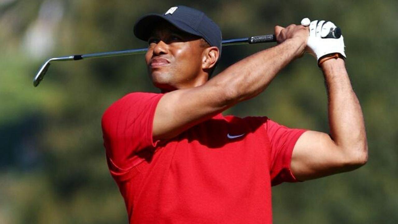 Tiger Woods anuncia su regreso tras el confinamiento