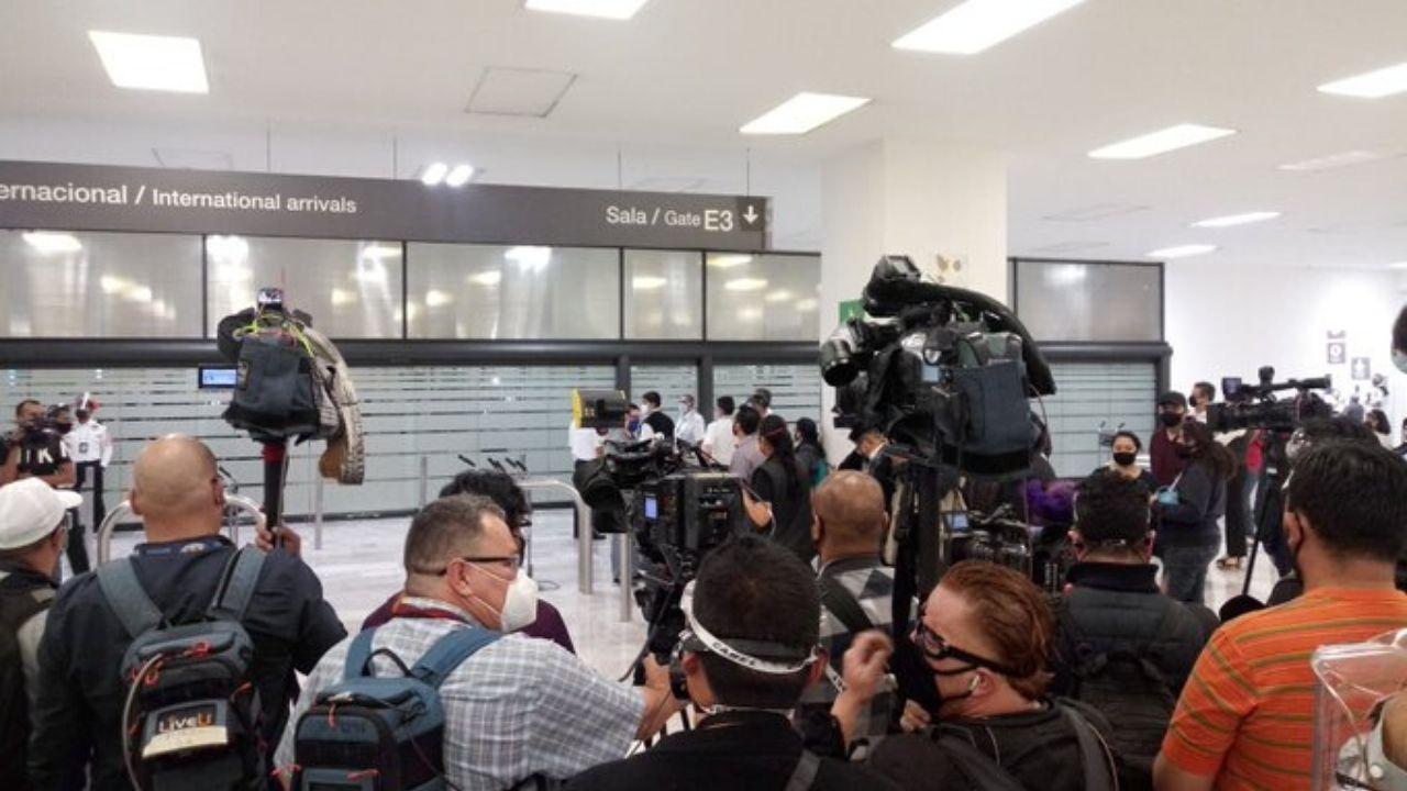 vuelo López Obrador