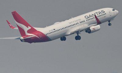 Aerolínea Qantas