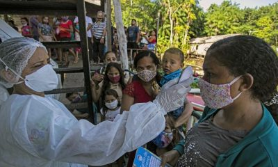 América Latina coronavirus