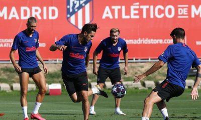 Atlético Madrid coronavirus