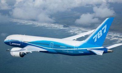 Boeing Defectos