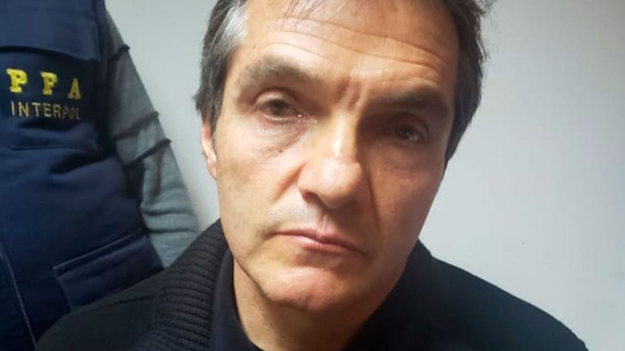 Carlos Ahumada Argentina
