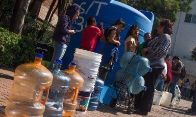 Estado México corte agua