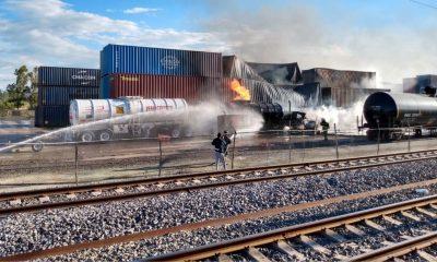 Explosión Querétaro