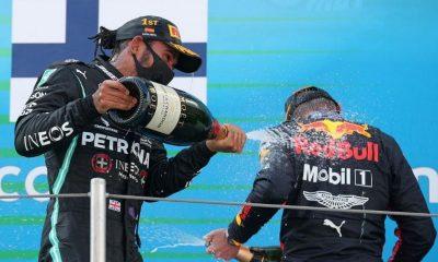Hamilton Gran Premio España