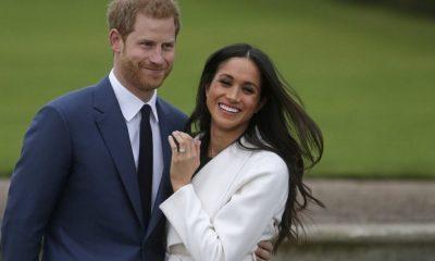 Harry y Meghan familia real