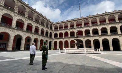 López Obrador homenaje covid