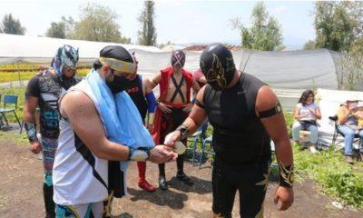Luchadores Xochimilco